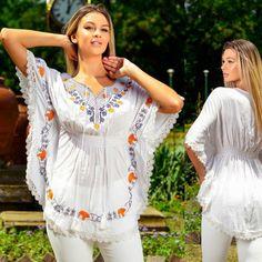 Marimi disponibile:      – S/M – 116 cm circumferinta bust, 75 cm lungime;      – M/L – 124 cm circumferinta bust, 76 cm lungime;      – XL/XXL – 128 cm circumferinta bust, 77 cm lungime. Articolul Bluza brodata Flavia – alba apare prima dată în Promotii Online. Alba, Cover Up, Dresses, Fashion, Vestidos, Moda, Fashion Styles, Dress, Fashion Illustrations