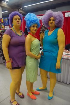 Patty Marge and Selma (The Simpsons) Cosplay  sc 1 st  Pinterest & Dress Like Bart Simpson | Costume and Cosplay Guide | Pinterest ...