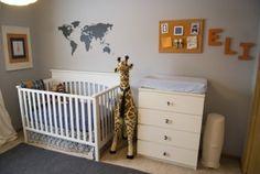 My world traveler nursery