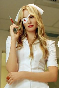 Daryl Hannah as Elle Driver in Kill Bill, Vol. 1.