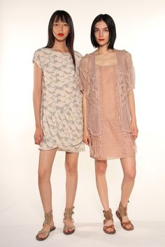 Anna Sui | Resort 2015 Collection | Style.com