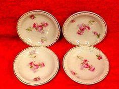Lovely-Set-of-4-Antique-Porcelain-Austrian-Butter-Pats-c-1904-1918-p156