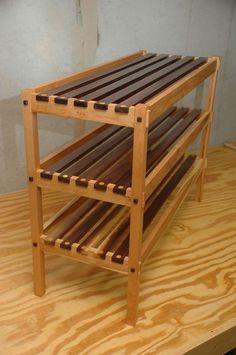 55 best shoe rack plans images shoe closet shoe rack plans shoe racks. Black Bedroom Furniture Sets. Home Design Ideas