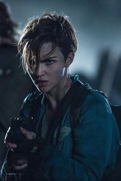 Resident Evil: The Final Chapter Batwoman, Ruby Rose, Pretty People, Beautiful People, Beautiful Women, Pelo Bob, Australian Models, Orange Is The New Black, Resident Evil