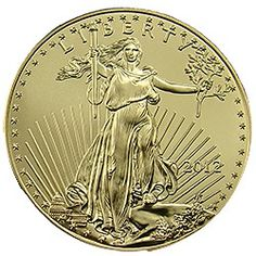 American Eagle Gold Coin - 1 oz. Any Date
