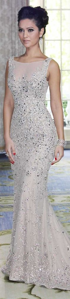 Ralph & Russo gown