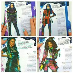 Evie Descendants 2 Coloring Page Free Movie Coloring