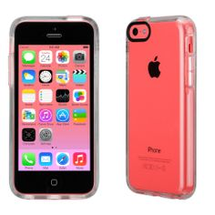 Crystal-clear, protective iPhone 5c case that shows off the brilliant design of your iPhone