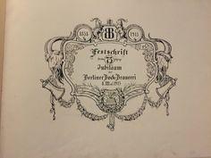 Berliner Bierfestschrift 1913 gezeichnet von F.Kaskeline Viera, Home Decor, To Draw, Interior Design, Home Interior Design, Home Decoration, Decoration Home, Interior Decorating
