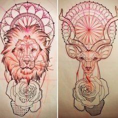 By Katie Shocrylas Dream Catcher, Tattoos, Animals, Art, Wallpapers, Art Background, Dreamcatchers, Tatuajes, Animales