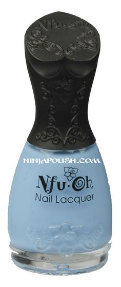 Ninja Polish: Nfu-Oh Jelly 15, from the Jelly Syrup collection