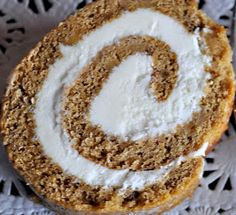 Banana Roll-tired of all things pumpkin? try a banana roll--easy to make delicious to eat