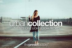 Urban Collection - Lightroom Presets by The Preset Factory Ltd. on @creativemarket