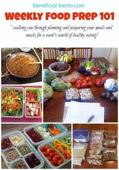 Tremendous, detailed food prep post that breaks it down into manageable steps - I could do this!