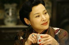 """Joan Chen as Mrs. Yee in """"Lust, Caution"""""""