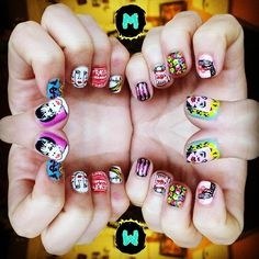 MELANÍA (delivery de uñas) nails art