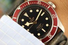 The Tudor Black Bay- A Vintage Watch in a Modern World