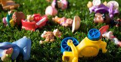 Responsabilidade infantil: o pepino sempre pode ser torcido