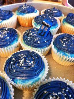 Cupcake - Doctor Who
