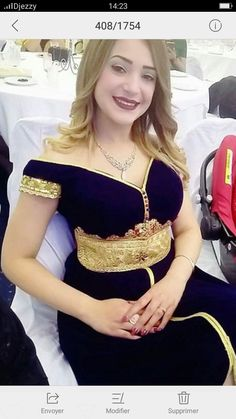 Traditional Fashion, Traditional Dresses, Lovely Dresses, Elegant Dresses, Fashion Pants, Fashion Dresses, Moroccan Caftan, Princess Style, Prom Dresses