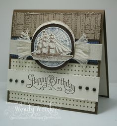 Wickedly Wonderful Creations: Open Sea  & Perfectly Penned stamp sets