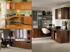Home office furniture made to measure.