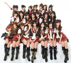 "AKB48 - ""Bizarre Android malware disrupts bizarre Japanese girl-band election"" via Boy Genius Report - (ABK48 has a rotating lineup of 64)"