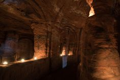 Stunning 700-year-old giant cave used by Knights Templar found behind a rabbit hole in the British countryside - Mirror Online