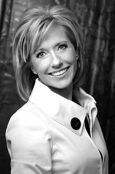 Beth Moore-she is amazing.  I read/listen to anything I can get my hands on by her.