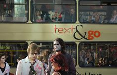 Text & Go !! by Scarycrow, via Flickr