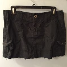 Black Skirt Great condition! Old Navy Skirts Mini