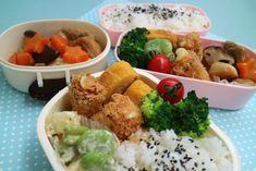 Japanese Bento Lunch Box うちのお弁当 ♪