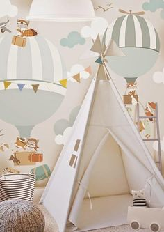 dress up walls with these adorable ideas