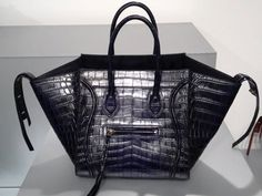 Celine Croc Phantom Bag 2013