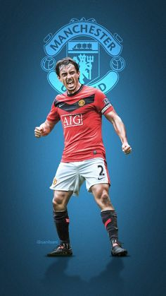 Gary Neville of Man Utd in Manchester United Wallpaper, Manchester United Legends, Manchester United Players, Best Sports Quotes, Man Utd Fc, Soccer Inspiration, Sport Icon, Man United, Sports Pictures