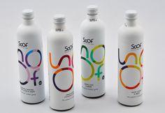 Winnaar NL Packaging Awards 2018 Categorie Drankverpakkingen Non-Alcoholisch Packaging Awards, Drink Bottles, Water Bottle, Mint, Drinks, Design, Drinking, Beverages