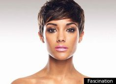 Frankie Sandford hair...... This Brit is my new obssesion