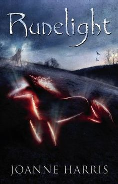Runelight (Runemarks, #2) by Joanne Harris.  I really liked the first book in this series. Hopefully, I'll enjoy this one just as much. -Heidi
