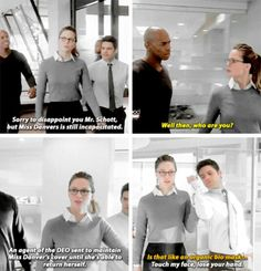 #Supergirl #Season1 #1x13