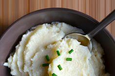 "Best Make Ahead Side: Garlic Cauliflower ""Mashed Potatoes"" - Nom Nom Paleo® Cauliflower Mashed Potatoes, Paleo Recipes, Whole Food Recipes, Cooking Recipes, Paleo Side Dishes, Paleo Thanksgiving, Nom Nom Paleo, Recipes, Salads"
