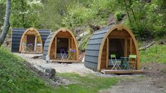 podhouse-6.  These would be so fun to camp in.