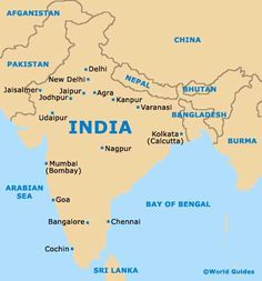 Show Me The Map Of India Can You Show Me A Map Of India Show Me The Map Of India