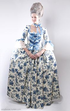 What I Wore — Homemade Halloween: Marie Antoinette 18th Century Dress, 18th Century Costume, 18th Century Clothing, 18th Century Fashion, Historical Costume, Historical Clothing, Mode Rococo, Marie Antoinette Costume, Rococo Dress