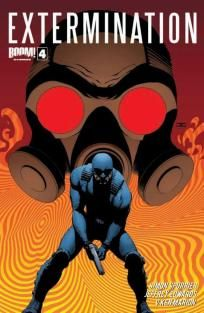 Extermination #4 John Cassaday cover a ---> shipping is $0.01!!!