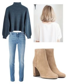 """Noora in Skam"" by captain-chan ❤ liked on Polyvore featuring Givenchy and Yves Saint Laurent"