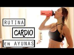 RUTINA Cardio en Ayunas (Fit en Casa) | Naty Arcila | - YouTube
