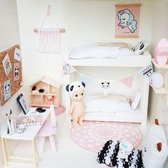 modern dollhouse minuatures dollhouse_no5