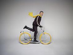 Pigal by Starck: una bici, uno scooter o un monopattino?