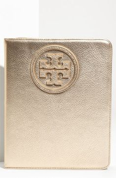Want: @ToryBurch 'Stacked Logo' iPad Case