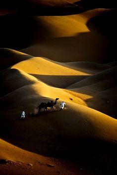 Sahara Desert - Morroco